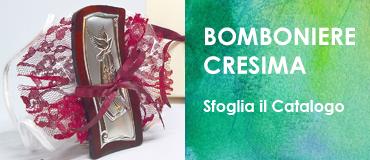 Catalogo Bomboniere Cresima